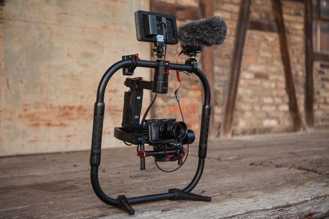 Equipamentos de audiovisual para produzir vídeos incríveis