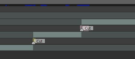 Timeline do After Effects