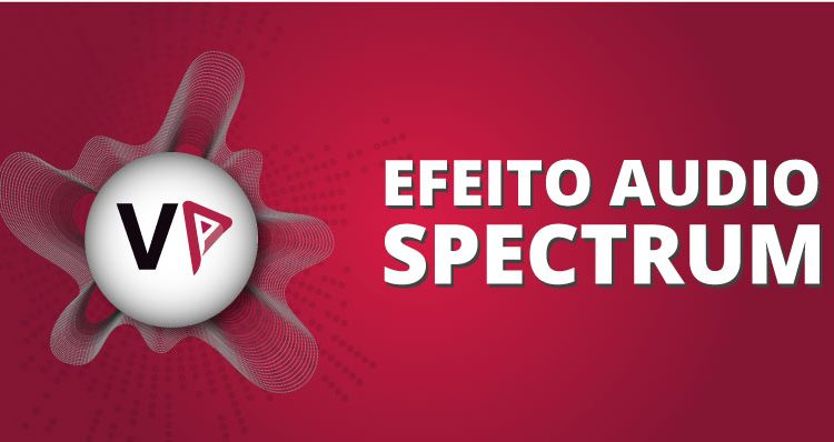 Como fazer Audio Spectrum no After Effects