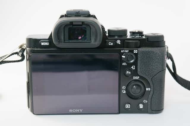 Mirrorless ou dslr: viewfinder da câmera