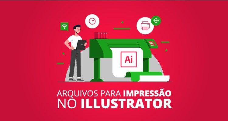 Arquivos para impressão no Illustrator